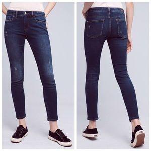 Pilcro Jeans Stet Jodi Skinny Ankle 27 Stretch